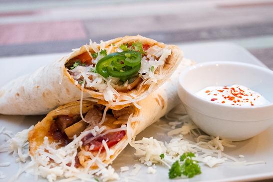 Marhahúsos kukoricatortilla - Chefbag