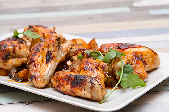 Csípős csirkeszárnyak - Chefbag