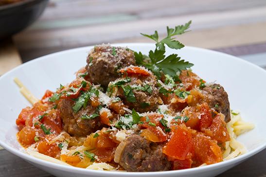 Meatballs a'la Mamma - Chefbag