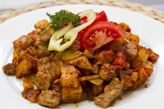 Brassói szűzpecsenye - Chefbag - Vacsora Alapanyag Házhozszállítás