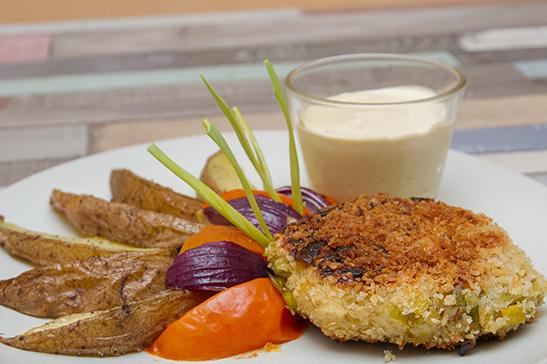 Póréhagymás sajtpogácsa - Chefbag