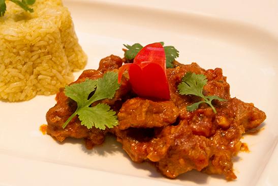 Indiai szűzpecsenye currys jázminrizzsel - Chefbag
