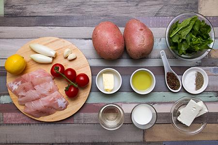 Krumplis hal - Chefbag