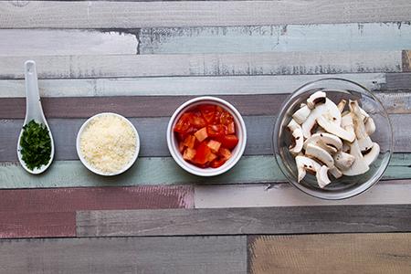Mascarponés bolognai parmezánnal - Chefbag