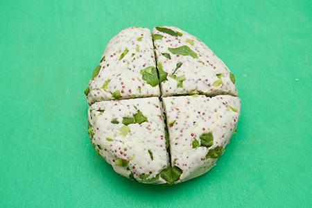 Chefbag - Sopes kecskesajtos avokádósalátával