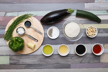 Chefbag - Szecsuáni padlizsán