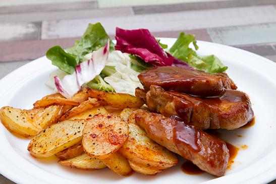 Barbecue sertésszűz - Chefbag