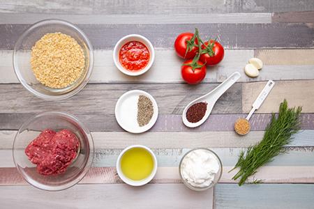 Csípős marharagu kapros bulgurral - Chefbag