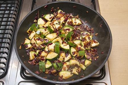 Fűszeres kecskesajtos bulgur - Chefbag
