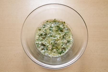 Szűzérmék vegyes zöldségekkel, zöld salsával - Chefbag