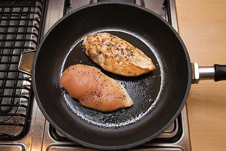Csirkemell steak karamellizált édesköménnyel - Chefbag