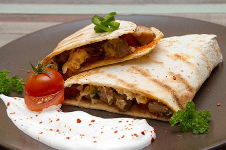 Marhahúsos quesadilla - Chefbag vacsoracsomag házhozszállítás