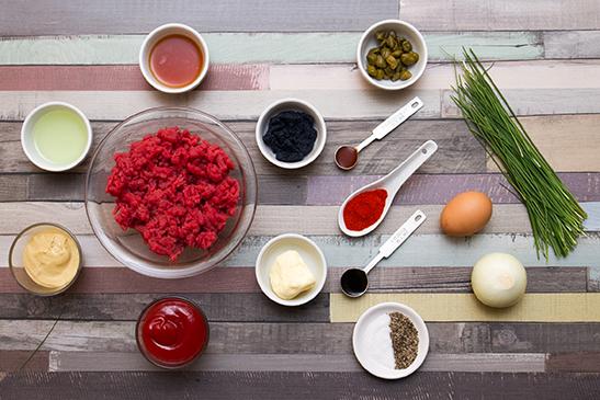 Tatár Beefsteak Készítése - Tatár Beefsteak Kaviárral - Chefbag