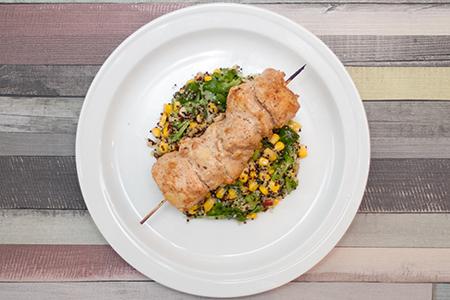 Tikka masala csirke quinoa salátával - Chefbag vacsoracsomagok