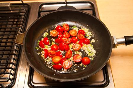 Avokadokremes spageti - Chefbag