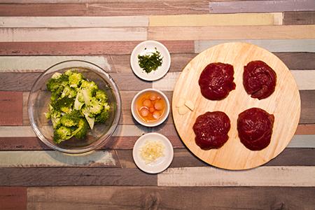 Bélszín steak vörös salsával - Chefbag