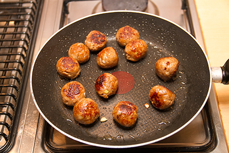 Hoisin szószos csirkegombócok jázminrizzsel - Chefbag