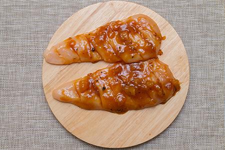 Chefbag - Mangos_csirke_aromas_bulgurral
