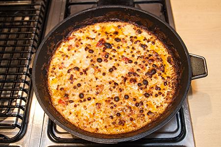 Sertéskaraj fűszeres kéksajtban - Chefbag
