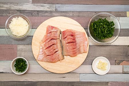 Pontyfilé spenótos tagliatellével - Chefbag ételcsomagok