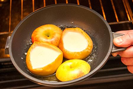 Almában sült libamájhab - Chefbag