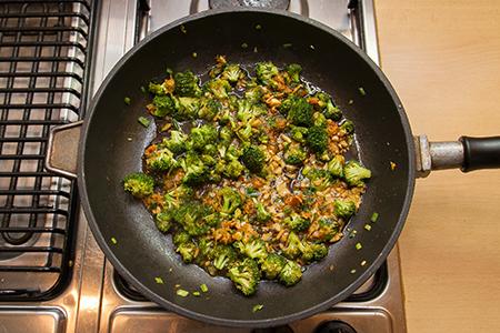 Gyömbéres, szezámos üvegtészta - Chefbag