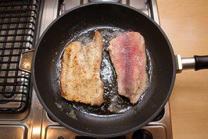 Chefbag - Harcsa piccata spenótos tagliatellével