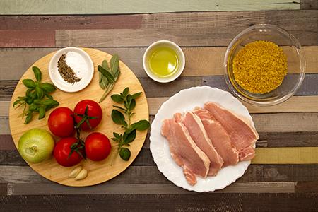 Chefbag - Toszkán sertéskaraj