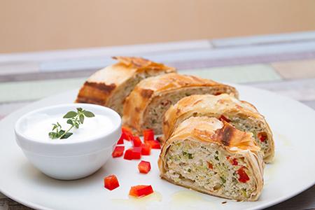 Kelkáposztás pulykarétes - Chefbag vacsoracsomagok