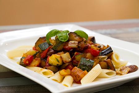 Penne vegyes grillzöldségekkel | Chefbag Ételcsomag