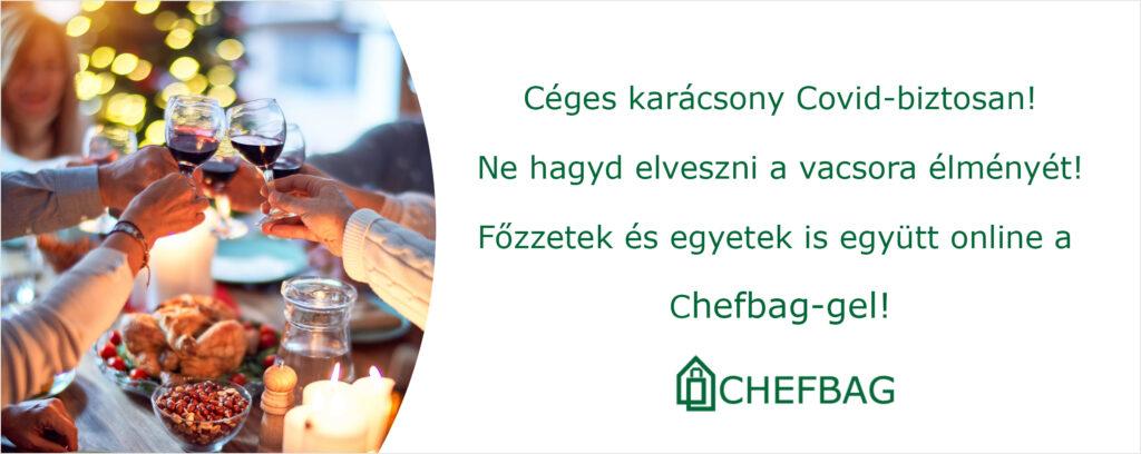 Chefbag | Céges karácsony COVID-biztosan!