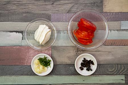 Lazac caprese – Chefbag vacsoracsomag